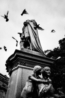 Edward VII statue, Aberdeen