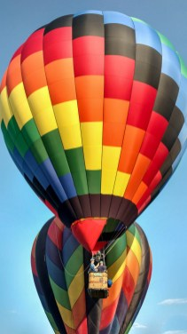 Green River Festival balloons