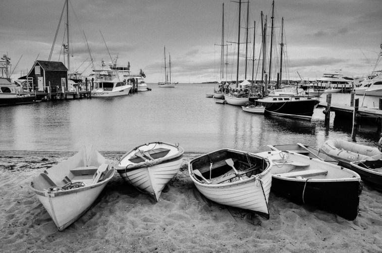 Tisbury harbor
