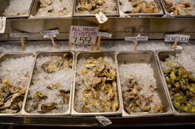 Portland fish market