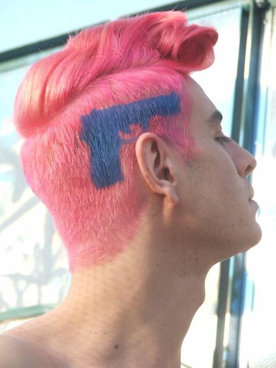 Pink Hair Alexscissors
