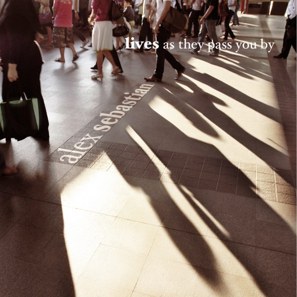 lives as they pass you by front cover