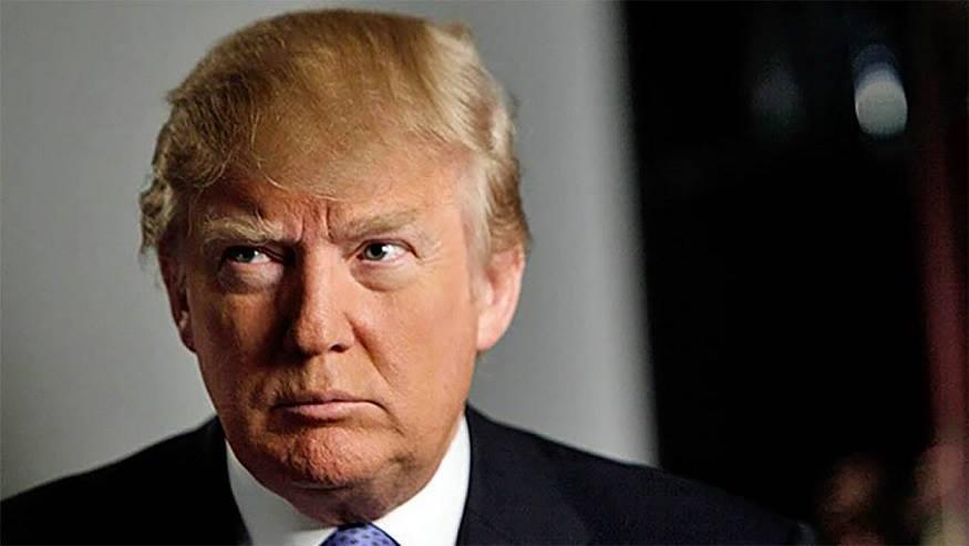 Image result for donald trump evil  gaze
