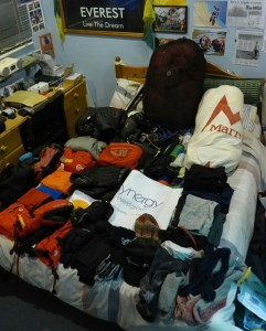 Baruntse Expedition: It's all systems go…
