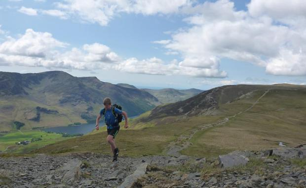 Fellrunning Lake District