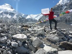 Inspiring Adversity Adventurer Alex Staniforth