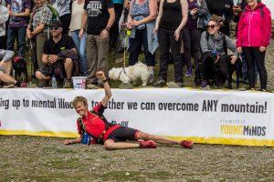 Mental health fundraiser Alex Staniforth