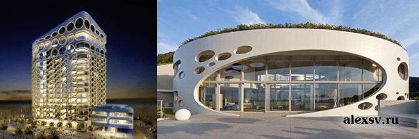 Примеры архитектурного дизайна