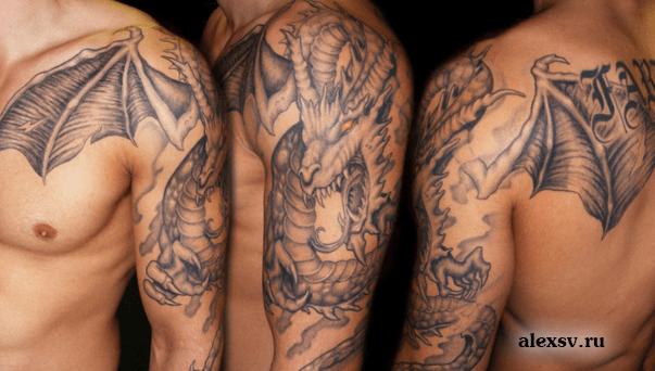 Примеры дизайна татуировки