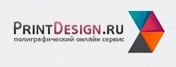логотип сайта для печати визиток принтдезайн ру
