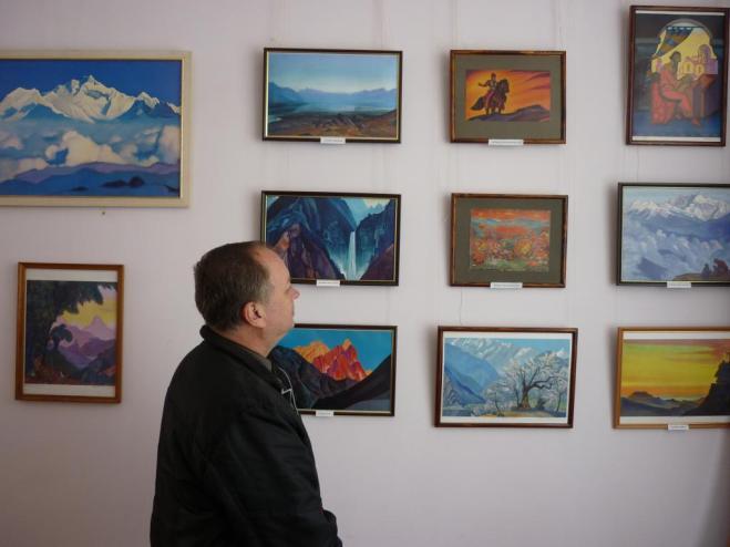 картины выставка