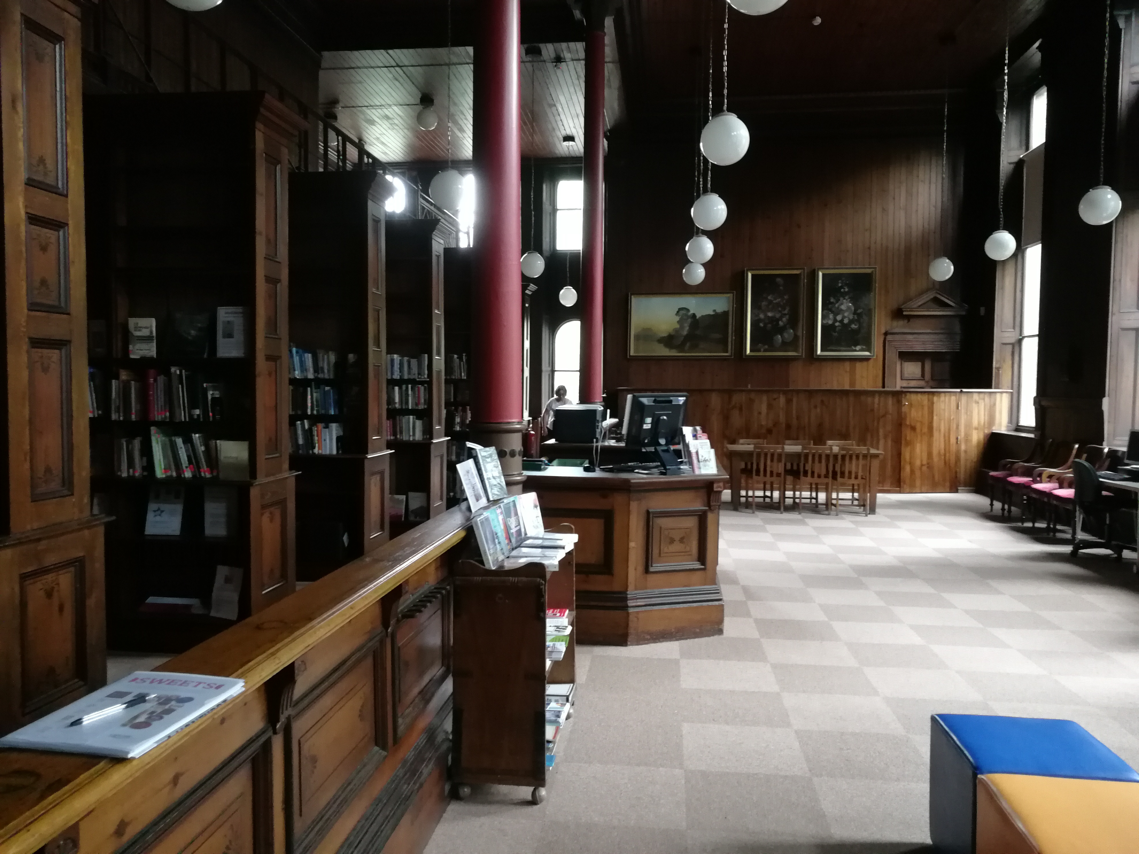 Banfield library