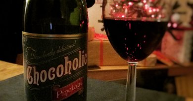 Chocoholic wine