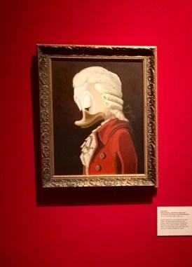 Die Duckomenta; Reiss-Engelhorn-Museen