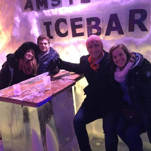 Amsterdam Ice Bar