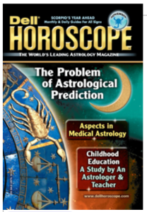 Alex Trenoweth writes for Dell Horoscope