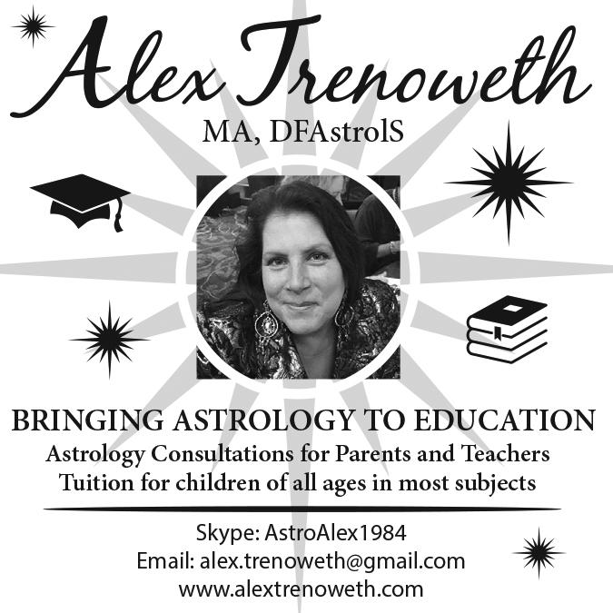 Alex Trenoweth lectures around the world