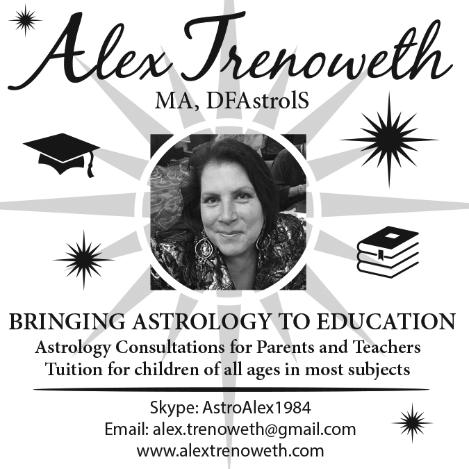 Alex Trenoweth lectures around the world