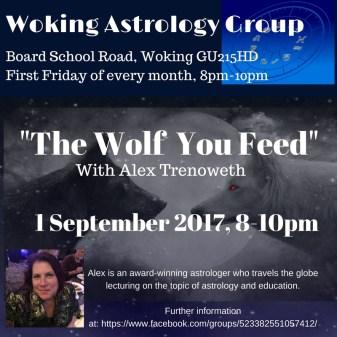 The Wolf You Feed, Alex Trenoweth