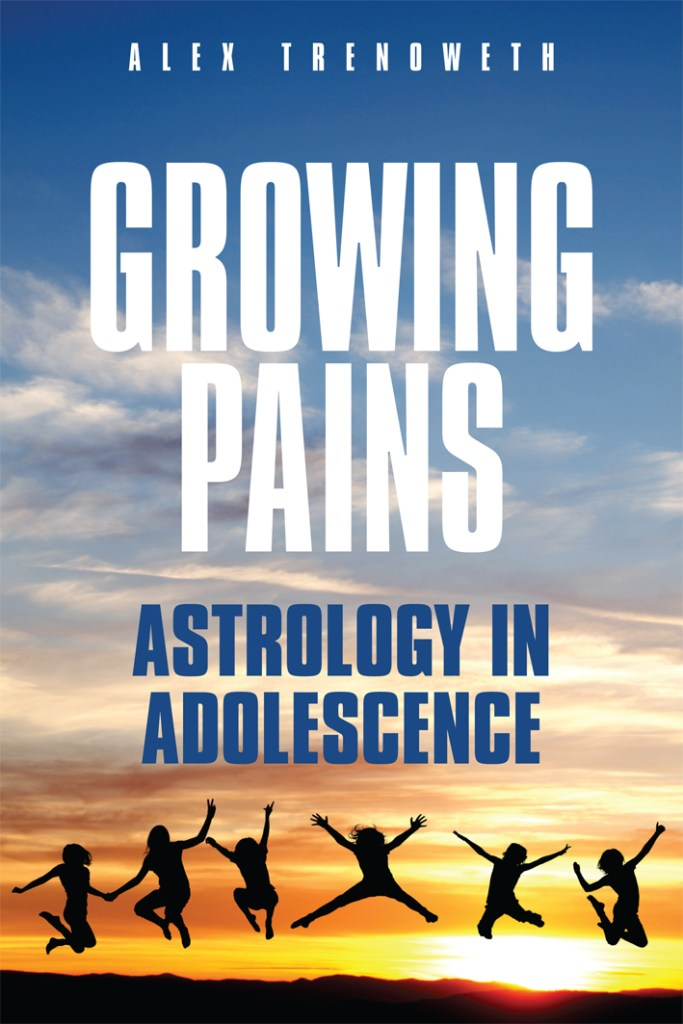 Alex Trenoweth's book on Astrology and Education