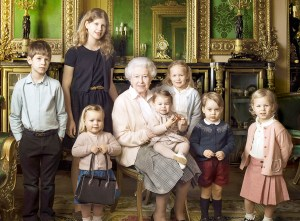 The future of the British Royal Family