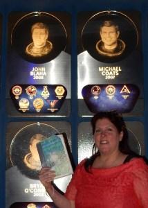Trenoweth, Kennedy Space Center