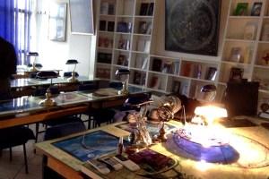 Alex Trenoweth visits Johannes Kepler Institute