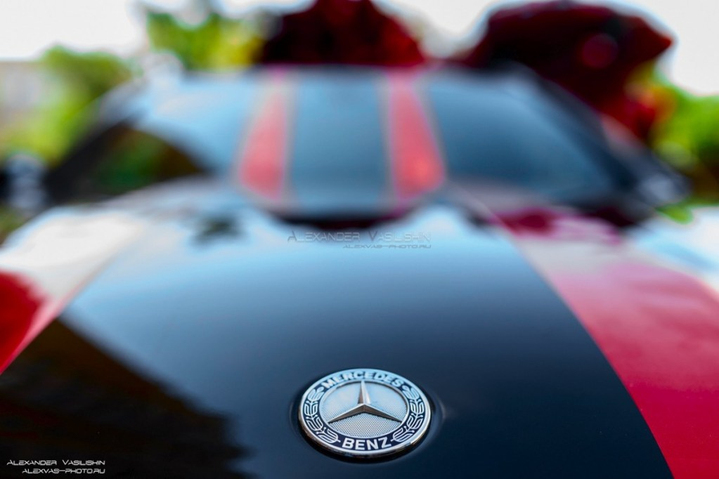 Фотосессия автомобиля