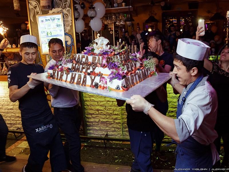 День рождения Baga Bar