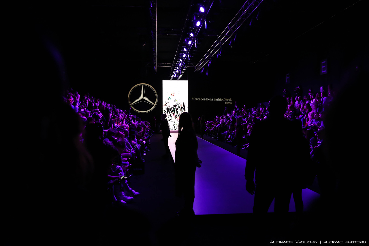 MERSEDES-BENZ FASHION WEEK RUSSIA