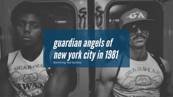 Guardian Angels New York City