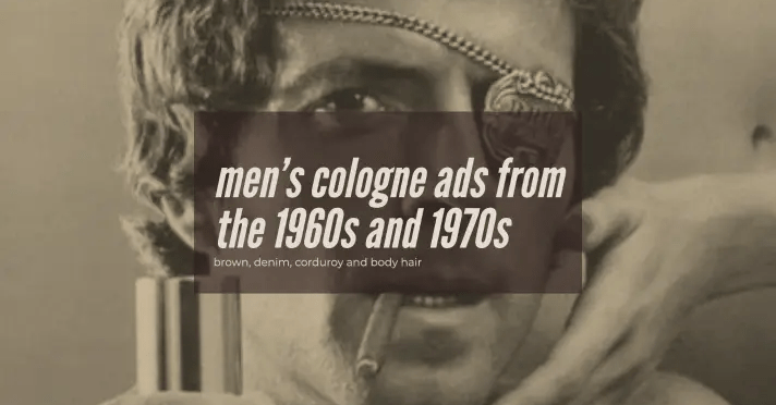 mens cologne ads
