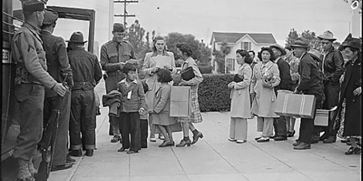 Internment of Japanese Americans - World War II