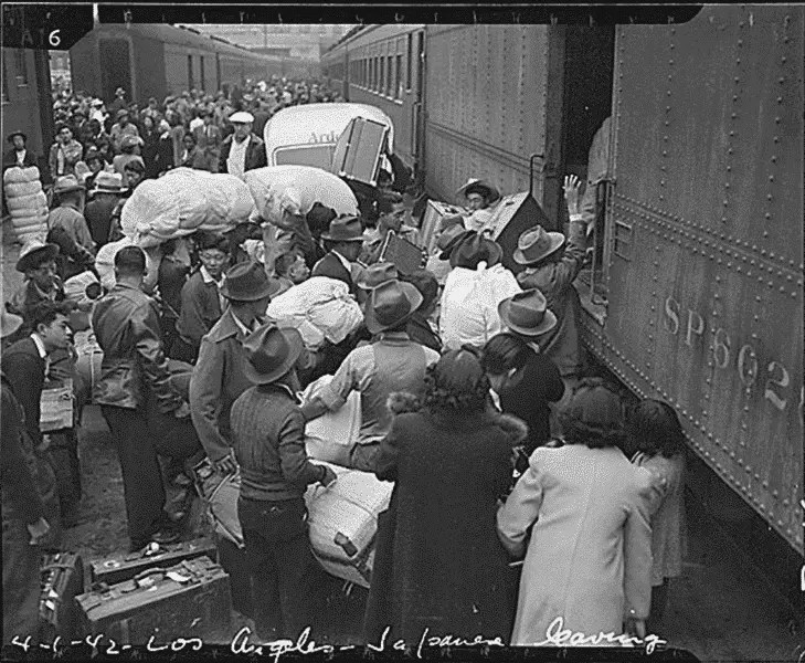 Internment of Japanese Americans - Manzanar