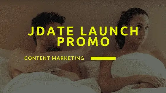 JDATE Launch Video