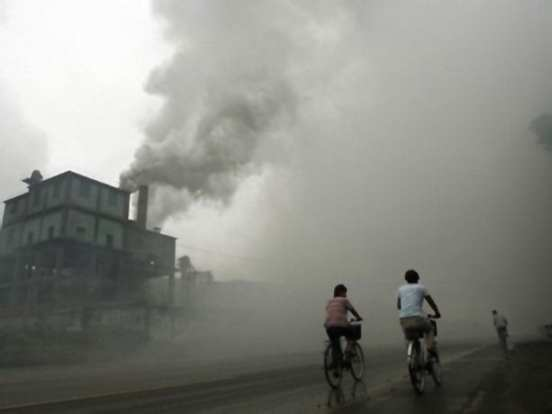 China's Carbon Pollution