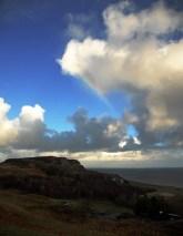 Isle of Skye: Rainbow
