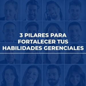 Alfa Capacitación Diplomado 3 Pilares para Fortalecer tus Habilidades Gerenciales