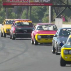 Veloce Racing Winton Nov 2017