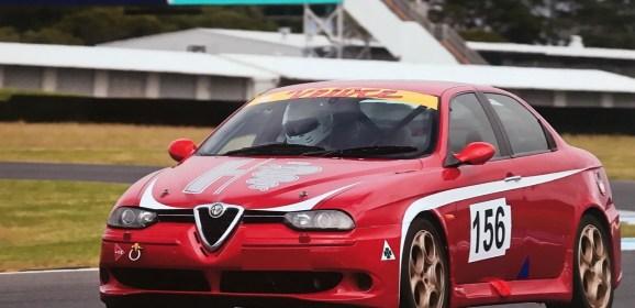 Sunk Cost Racing 156 GTA