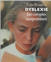 Ook dyslexie-expert Tom Braams ziet dyslexie als een complex taalprobleem.