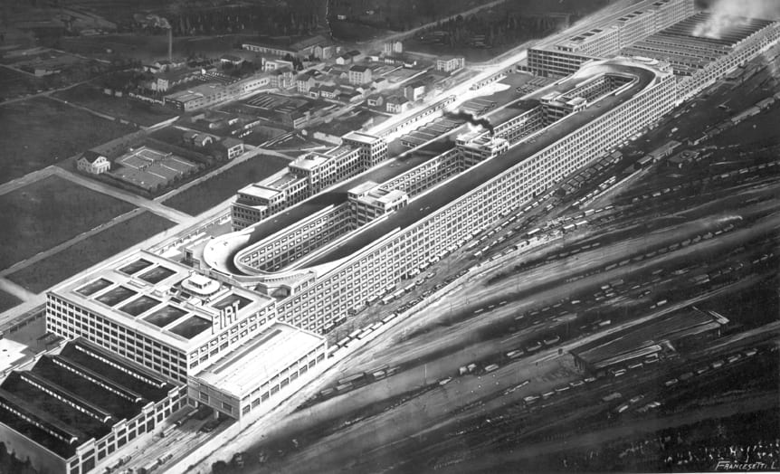lingotto epoca