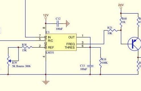 IA2820 - Entrada analógica