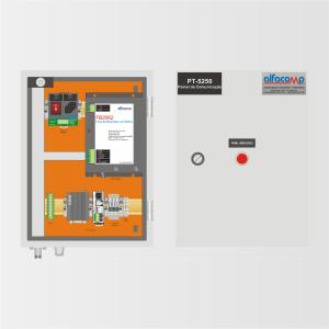 PT5250 - Painel de telemetria para comunicação