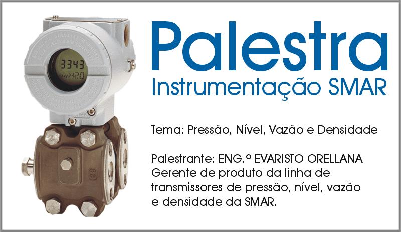 Palestra Instrumentação SMAR na Alfacomp