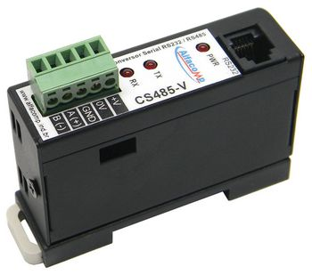 Comunicação serial em ambiente industrial