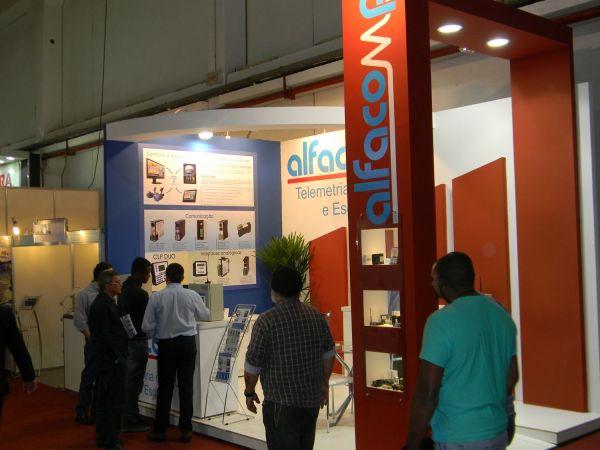 Alfacomp na FENASAN 2014 A