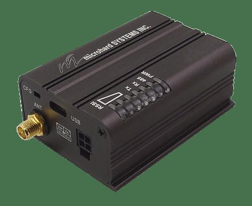 Rádio modem P900 – Spread Spectrum em 900 MHz
