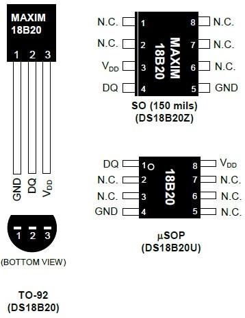 DS18B20 – Conheça o sensor de temperatura digital inteligente