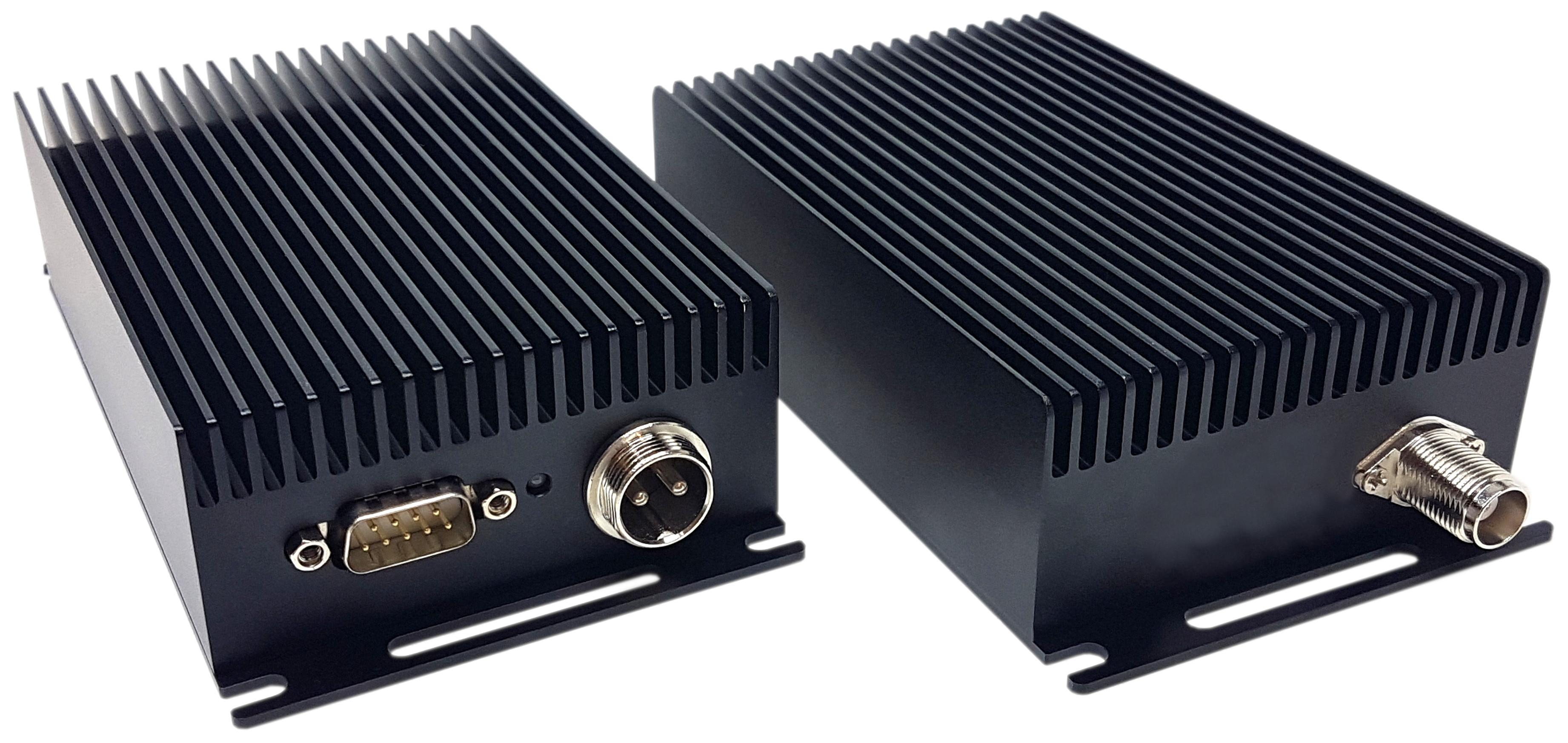 Rádio modem XZ-DT25 – 136 a 470 MHz – 25W – até 80 km com visada